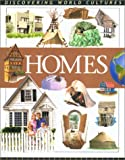 img - for Homes. (Discovering World Cultures) book / textbook / text book