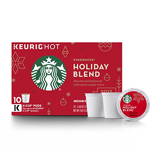 keurig starbucks holiday blend - 6