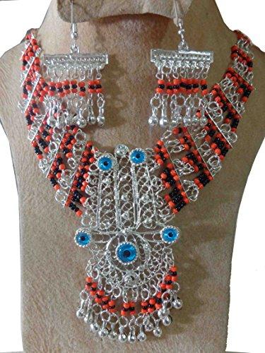 Egyptian Silver Pendant Lights - 1