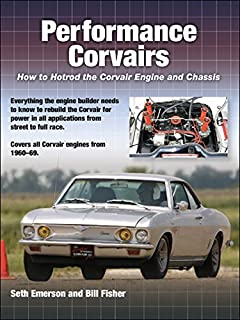 performance corvairs how to hotrod the corvair engine and chassis