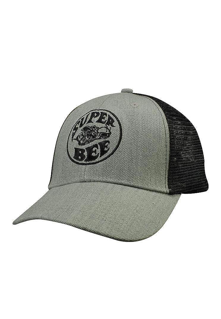 Dodge Super Bee Cap Grey//Black