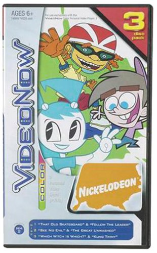 Videonow 3 Disc Pack: That Old Skateboard & Follow the Leader, See No Evil & the Great Unwashed, Which Witch is which & Kung Tommy by Video Now (Image #4)