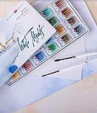 "Artists' watercolours Set""White Nights"" 24"