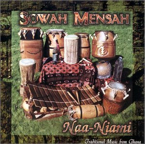 Cover of Naa-Niami: Traditional Music from Ghana