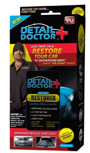 Detail Doctor, Restore Your Car