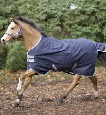 Horseware Amigo Bravo Pony Turnout Blanket 200g 54 by Horseware Ireland