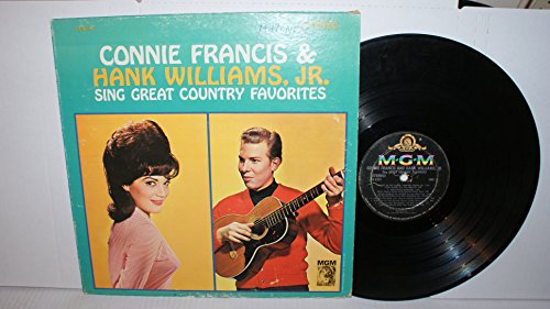 Connie Francis - Connie Francis & Hank Williams, Jr. Sing Great Country Favorites - Zortam Music