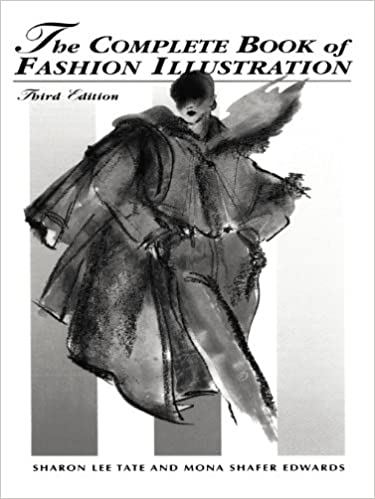 Complete book of fashion illustration 84