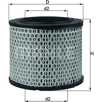 MANN-FILTER Luftfilter C1567//1 für BEDFORD TRIUMPH