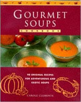 Book Gourmet Soup Book