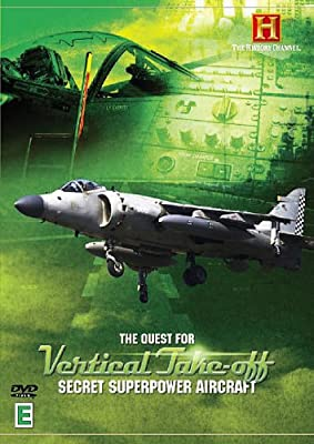 Secret Superpower Aircraft - Quest for Vertical Take-Off [Import anglais]