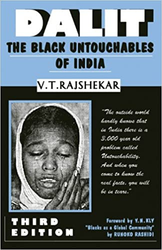 amazon com dalit the black untaouchables of india 9780932863058