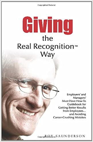 GIVING the Real Recognition Way (Real Recognition Series Book 1)