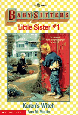 Club Witch - Karen's Witch (Baby-Sitters Little Sister, No. 1)