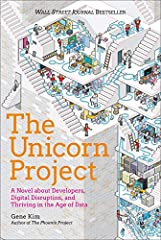 "The Phoenix Project wowed over a half-million readers. Now comes the Wall Street Journal Bestselling The Unicorn Project!   ""The Unicorn Project is amazing, and I loved it 100 times more than The Phoenix Project…""—FERNANDO CORNAGO, Senior Dir..."