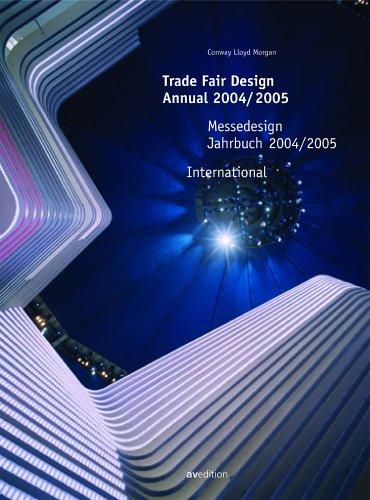Trade Fair Design Annual 2004/2005: Avedition (German Edition)