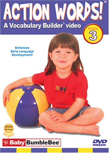 Action Words Dvd - Action Words! 3