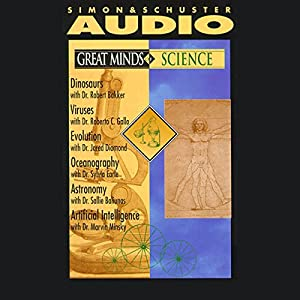 Great Minds of Science Audiobook