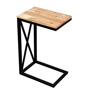 Casa Décor C Table Bedside Portable Table for Studying Overbed Breakfast Sofa Table