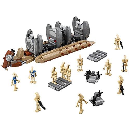 51A4TWsRU L - Lego Star Wars - 75086 Battle Droid Troop Carrier