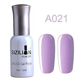 Amazon.com: 0.4 fl oz esmalte de uñas UV de larga duración ...