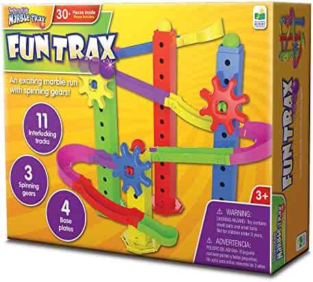 69 Pcs Toy Interlocking Gear Sets PlayGo Gear Action