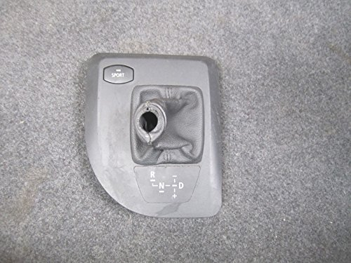 BMW 51167059901 E60 GEAR SELECTOR GEARSHIFT COVER TRIM SMG 550I 528I 535I (Gray Selector Series)