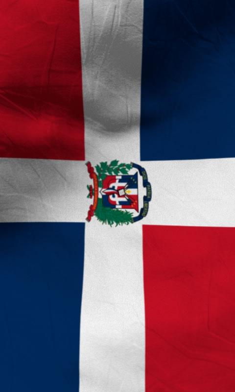 República Dominicana bandera lwp: Amazon.es: Appstore para