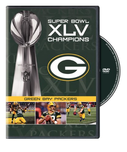 (NFL Super Bowl XLV Champions: Green Bay Packers)