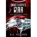 Sanctuary's War: The Darkspace Saga Book 3