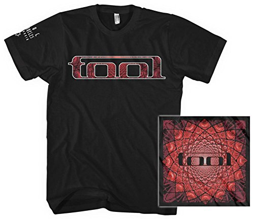 Tool - Red Pattern T-Shirt Size XL ()