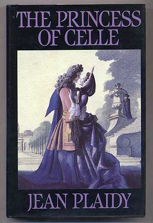 book cover of The Princess of Celle