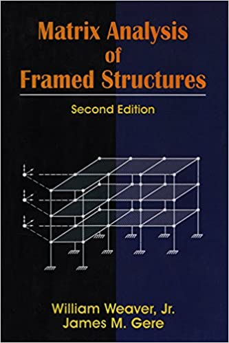 Of structures pdf matrix framed analysis