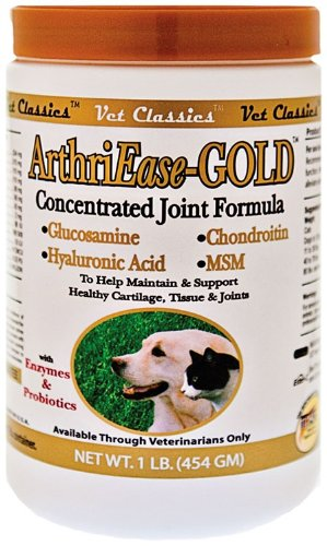 Arthri-Ease Gold Powder 1 lb., My Pet Supplies