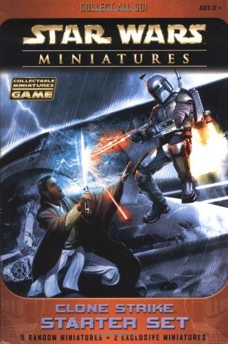 Clone Strike Starter Set (Star Wars Miniatures)