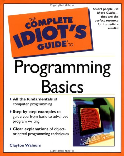 Download The Complete Idiot's Guide to Programming Basics PDF