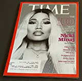 TIME MAGAZINE SPECIAL 100 MOST INFLUENTIAL PEOPLE 2016-NICKI, LEONARDO, MARK ZUKERBERG. AND CHOPRA