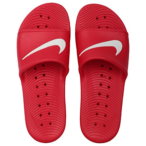 001 Red White Top s Sneakers Red Low Men Kawa Shower NIKE University 4wPqUn