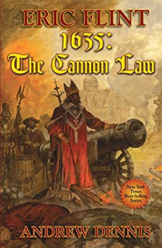 book cover of 1635: Cannon Law