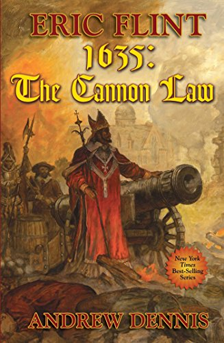 1635: Cannon Law (Ring Of Fire) (Clover Red Christophers)