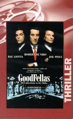 Goodfellas Robert De Niro Ray Liotta Scene POSTER