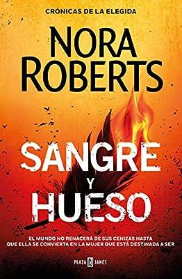 Sangre y hueso (Crónicas de la Elegida 2): Amazon.es: Roberts ...