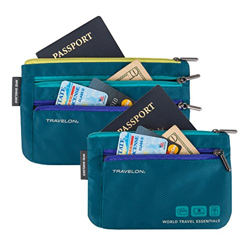 Travelon Essentials Currency Passport Organizers product image