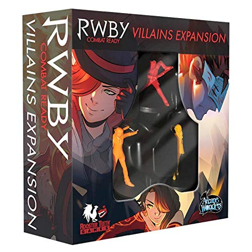 Arcane Wonders RWBY: Combat Ready Villains Expansion