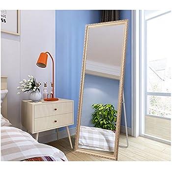 Amazon Com Alice 65 X22 Full Length Mirror Floor Mirror Dressing