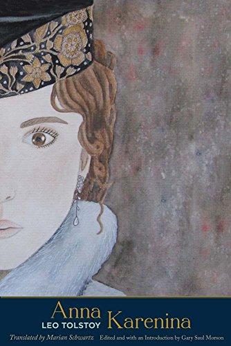 Book cover for Anna Karenina