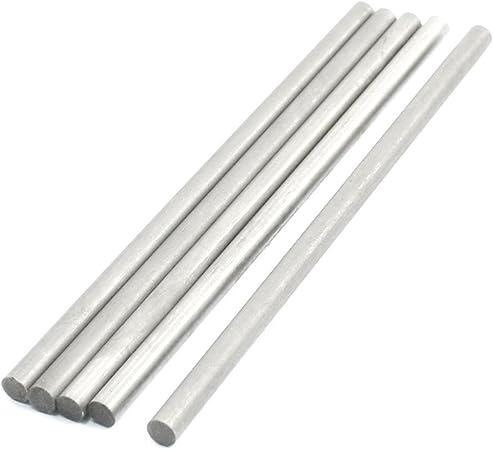 Rond tige 1.6 mm Diamètre 100 mm longueur HSS Lathe Bar stock de bricolage outil 10 pcs