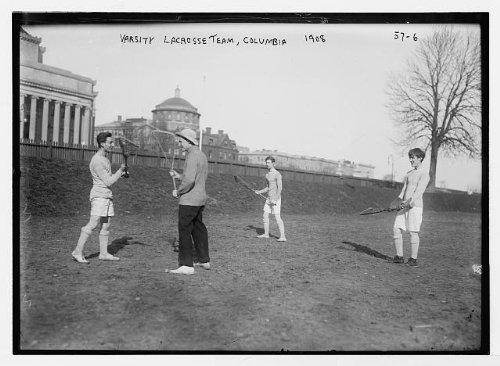 Varsity Lacrosse team,Columbia University,New York