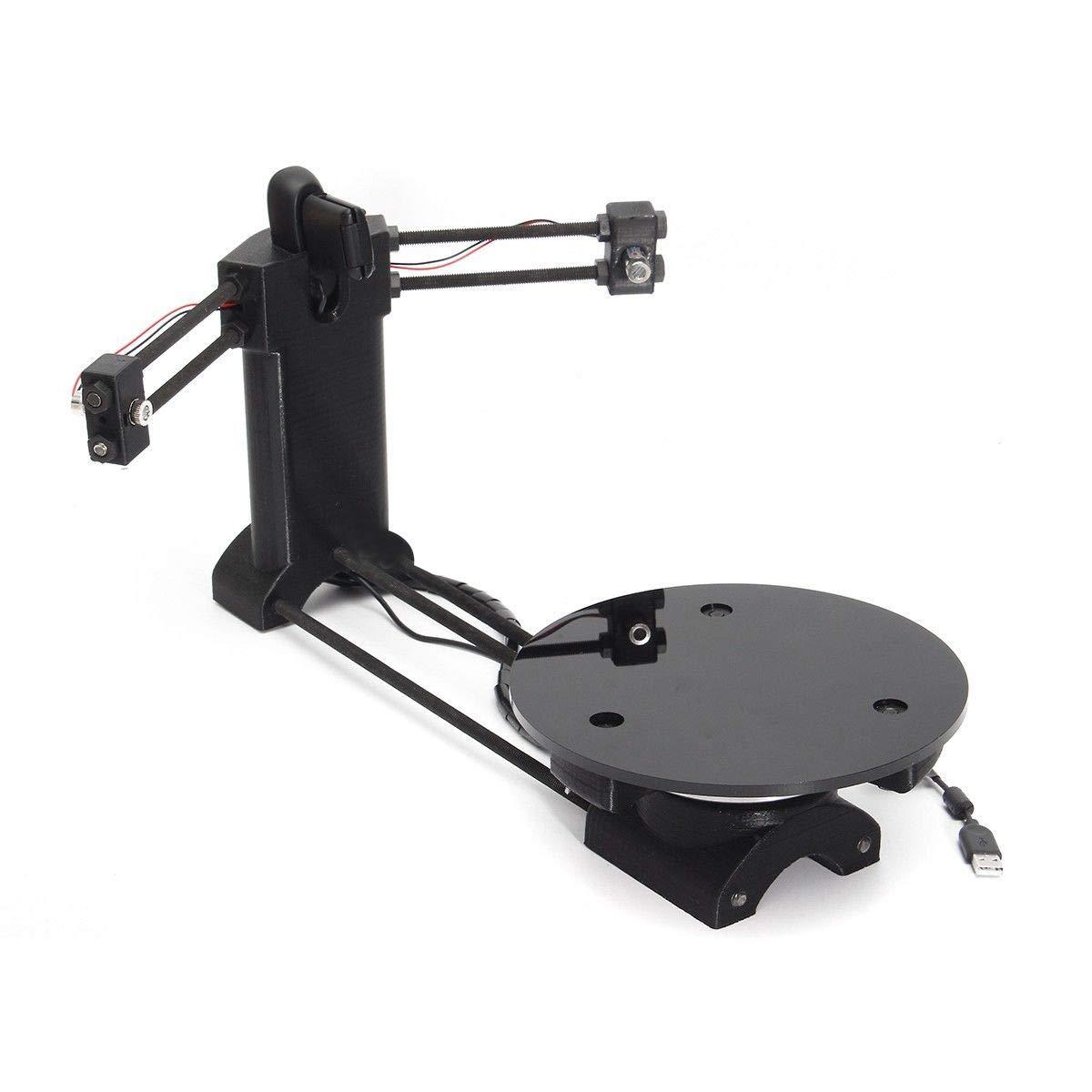3D Open Source DIY 3D Scanner Kit Advanced Laser Scanner w// C270 Camera 3D USA