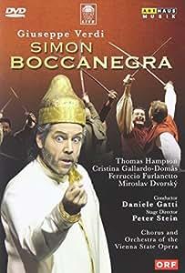 Simon Boccanegra [Import]